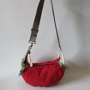 PRADA RED ART. AVS283 CROSSBODY BAG *